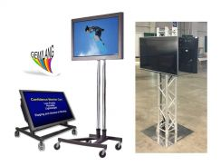 Led tv and screen