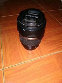 Tamron lens 18-200 mm