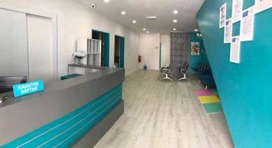 Pakar renovation pejabat,butik,klinik,rumah dll