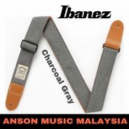 Ibanez DCS50D-CGY Designer Collection Strap New