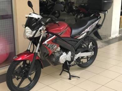 2014 Yamaha FZ150i Tiptop