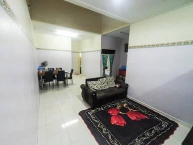 Single storey renovated fully furnished taman bandar senawang dbelsa