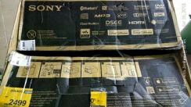 Sony Audio Sistem Model MHC-GT4D