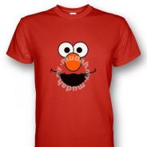 Sesame Street Elmo Red T-shirt