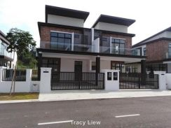 [Freehold CornerLot Gov Project] 26x86 Double Storey House -Putrajaya