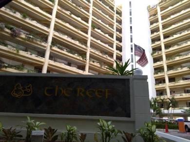Batu Ferringhi The Reef Condominium Well Maintained Seaview Unit