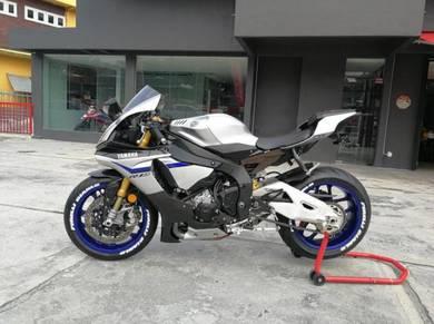Yamaha YZF R1M 2016 unregistered