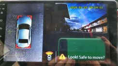 LEON Honda Insight Hybrid 360 2D Panoramic Camera