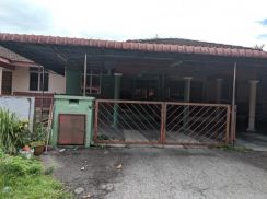 Meru Permai, Single Storey Semi Renovated