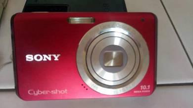 Sony Cybershot 10.1megapixel