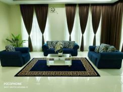 Sofa fabric high quality 3 / 2 / 1 seater