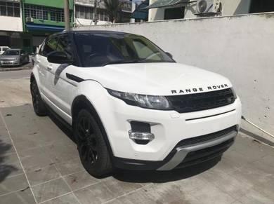 Land Rover Range Rover Evoque Land Rover In Malaysia Mudah My
