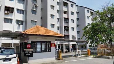 Apartment Sri Ros Kajang Untuk Disewa. Murah