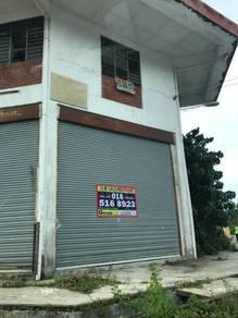 1-1/2 Storey Factory at Bercham ,Ipoh Perak
