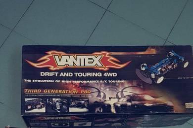 Vantex drift and touring 4wd 3rd gen pro
