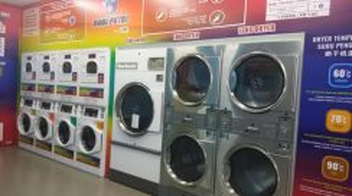 Laundry service 24 hours satu malaysia