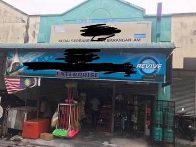 Shoplot untuk dijual