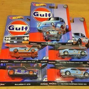 Hot Wheels Gulf