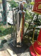 21AWSQ Stainless Steel Outdoor Water Filter US