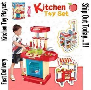 Kid Children Kitchen Playset (a)