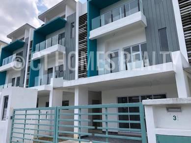 2.5 tingkat rumah 24x70 Kinrara Puchong CASHBACK 15K 0 downpayment