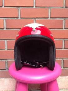 Japan spoon jet spj-905 helmet