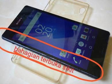 Sony z3 docomo (LCD PROBLEM)