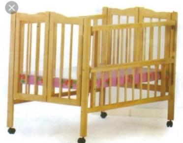 Baby coat / baby cot