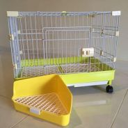 Used Rabbit/Guinea Pig Cage