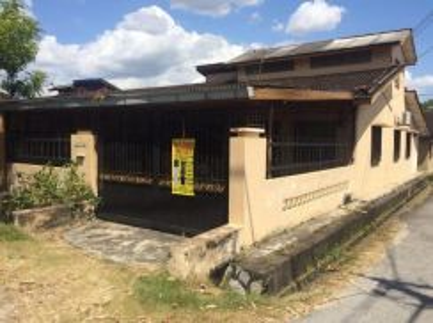 Single Storey Terrace (END LOT/EASY ACCESS), Taman Desa Jaya, Kepong