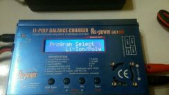 Rc Battery Charge/Discharge Charger