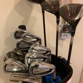 Golf set to let go 6 months old(COD)