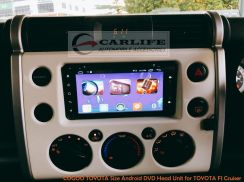 COGOO TOYOTA OEM Android DVD Player for FJ Cruiser
