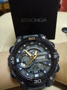 New Sekonda watch