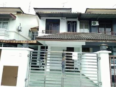 Bukit indah Jln Indah 19/xx 2 Storey House For Sale(FULLY RENOVATED)