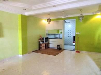 Seri Alam / 24hrs Security& Renovated / Megah Ria / Rinting / Permas