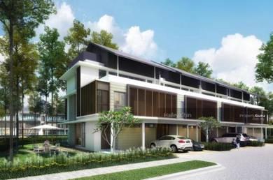 New House 20x85 2sty Near Taman Awani Bangi Avenue Sri Putra