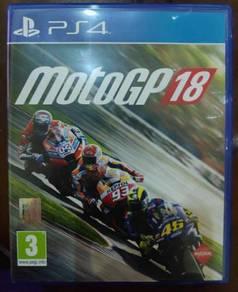 PS4 Motogp18