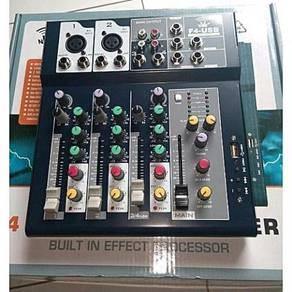 Mixer f4 - usb
