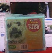 OH! DOG POO TRAINING PADS 10pcs