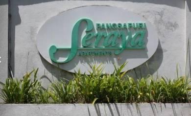 Seraya Apartment Kajang Utama For Sale