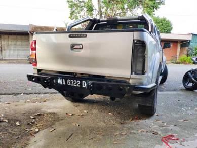 Universal Heavy Duty Rear Bull Bar 4 x 4 (NEW)