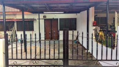 Single Storey house at Setapak for rent