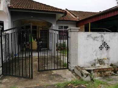 Rumah 1tingkat di TAMAN TERATAI, K.PULAI SIAP RENOVASI dgn HARGA MURAH