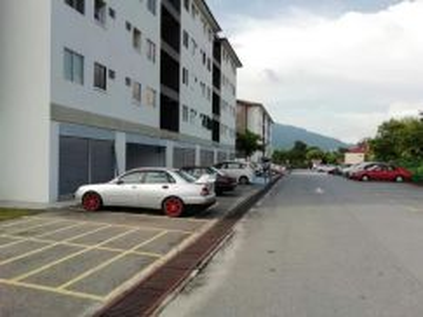 Alma hillpark residensi shop lot for rent