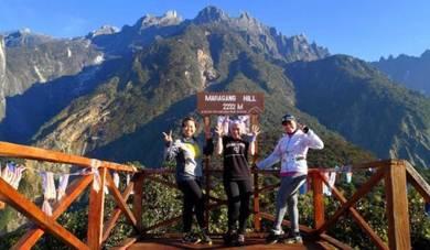 Pakej Tour Sabah (KK-KUNDASANG)