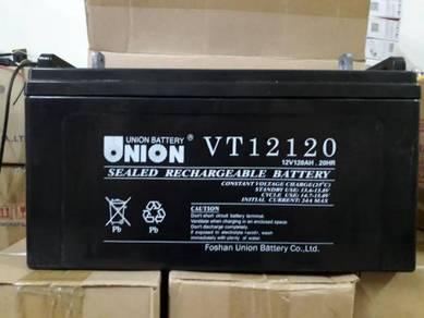 120Ah Solar Deep Cycle Battery - Bateri Solar