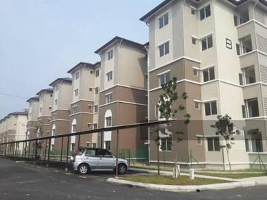 SUPER CHEAP ! Ground Floor Akasia Apartment Bandar Botanic Klang