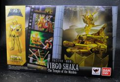 Virgo Shaka The Temple of The Maiden Bandai