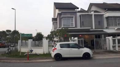 Kemuning Utama 2Sty house Conner Lot Shah Alam